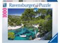 Ravensburger - Les calanques de Cassis 1000pc Puzzle