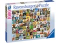 Ravensburger - 99 Funny Animals Puzzle 1000pc