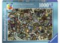 Ravensburger - Glittering Gemstones Puzzle 1000pc