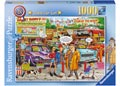 Used Car Lot Puzzle 1000pc