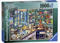 Ravensburger - My Haven No 3 The Pottery Shed 1000pc