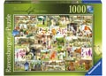 Country Life 1900s Puzzle 1000pc