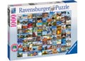 99 Beautiful Places 2 Puzzle 1000pc