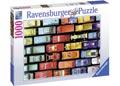 Ravensburger - Traffic Jam Puzzle 1000pc