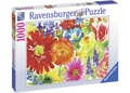 Ravensburger - Abundant Blooms Puzzle 1000pc
