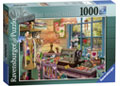 Ravensburger - My Haven No 2 The Sewing Shed 1000pc
