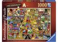 Ravensburger - Awesome Alphabet A Puzzle 1000 pieces