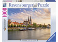 Ravensburger - Old Town, Regensburg Puzzle 1000pc