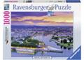 Ravensburger - German Corner, Koblenz Puzzle 1000pc