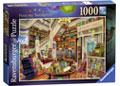 Rburg - The Fantasy Bookshop Puzzle 1000pc