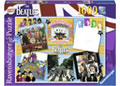 Ravensburger - Beatles Albums 1967-1970 1000pc