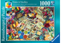 Ravensburger - Make it Medley Puzzle 1000pc