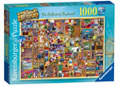 Ravensburger - The Collector's Cupboard Puzzle 1000 pieces