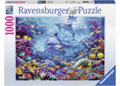 Ravensburger - Magnificent Underwater World Puzzle 1000pc