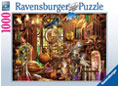 Ravensburger - Merlin's Laboratory Puzzle 1000pc