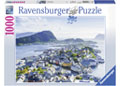 Rburg - Norway: Ålesund Puzzle 1000pc