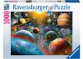 Rburg - Planets Puzzle 1000pc