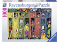 Ravensburger - The Locker Room Puzzle 1000pc
