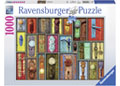 Ravensburger - Antique Doorknobs Puzzle 1000pc