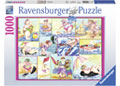 Ravensburger - Bathing Beauties Puzzle 1000pc