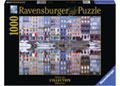 Ravensburger - Honefleur Reflection Puzzle 1000 pieces