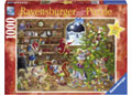 Rburg - Countdown to Christmas Puzzle 1000pc