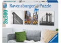 New York Impressions Puzzle 3x500pc