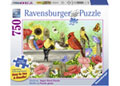 Ravensburger - Bathing Birds Puzzle 750 pieces Large Format