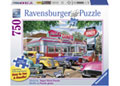 Ravensburger - Meet you at Jack's Puzzle 750 pieces Lge Fmat