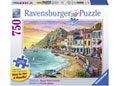 Ravensburger - Romantic Sunset Puzzle 750 pieces Lge Format
