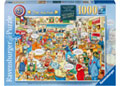 Ravensburger - The Auction (No 23) 1000 pieces