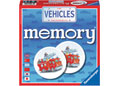 Ravensburger - memory Vehicles