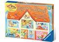 Ravensburger - Race to the Roof Game