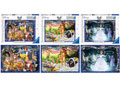 Rburg - Disney Memories Assortment1 1000pc 6VPK