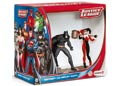 Schleich - Batman vs Harley Quinn Scenery Pack