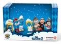 Schleich - The Smurfs 2 - Movie Set