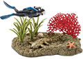 Schleich – Coral Reef Diver