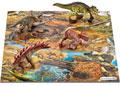 Schleich – Mini Dinosaurs + Marshland Puzzle