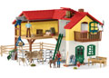 Schleich - Large Farm House