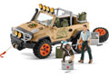 Schleich - 4x4 Vehicle with Winch