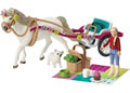 Schleich - Small carriage for the big horse show