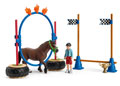 Schleich-Pony Agility Race