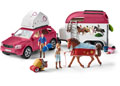 Schleich - Horse Adventures with Car and Trailer
