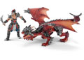 Schleich – Warrior with Dragon
