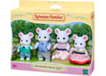 SF - Marshmallow Mouse Family