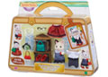 SF - Fashion Play Set - Tuxedo Cat