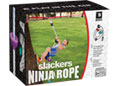 Slackers - Ninja Climbing Rope 8' w/ Foot Holds