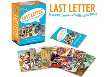 Last Letter Game