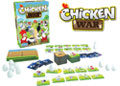 ThinkFun - Chicken War Game