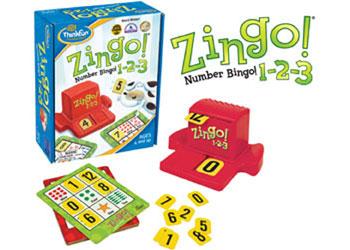 Zingo! 1-2-3 Game